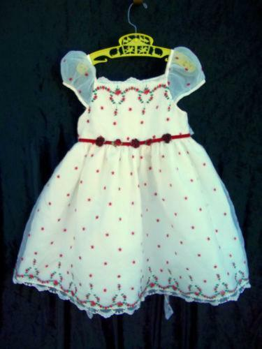 Little Girls Dresses Size 5 Ebay