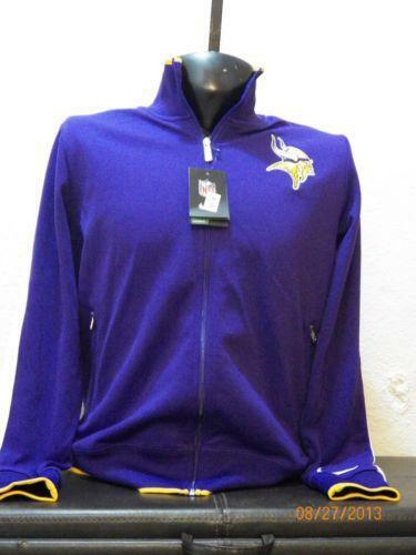 Minnesota Vikings Jacket: Football-NFL | eBay