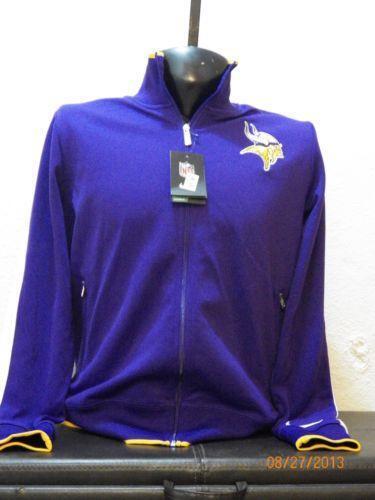 Minnesota Vikings Jacket: Football-NFL | eBay