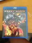Ghost Rider Spirit of Vengeance Blu Ray