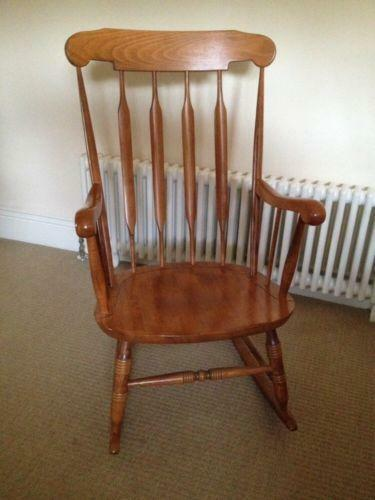 Rocking Chair Ebay