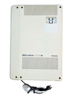 Toshiba Strata Dk16e 4x8 Phone System  One Year Warranty