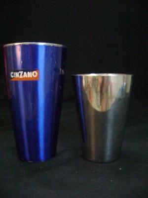 Shaker Mixer 70's Cinzano Original Vintage Modern Antiques