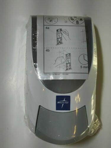 Spectrum Manual hand soap /sanatizer Dispenser, DISPENSER, MANUAL, Medline. NEW