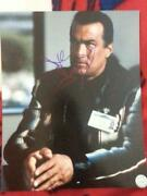 Steven Seagal Autograph