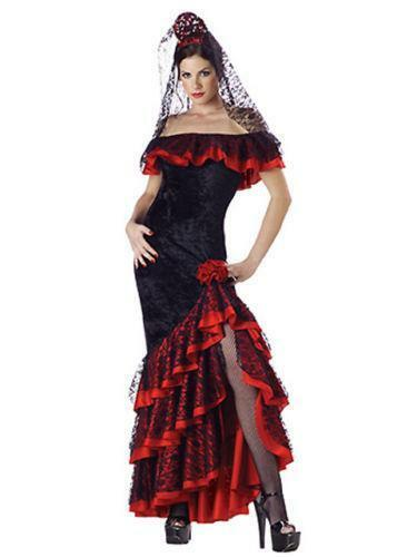 Flamenco Costume | eBay