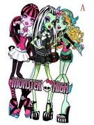 Monster High Aufkleber