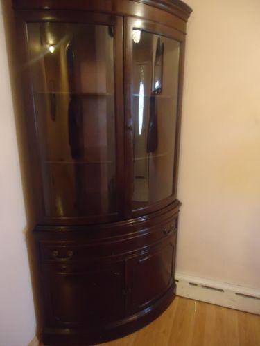 Drexel China Cabinet Ebay