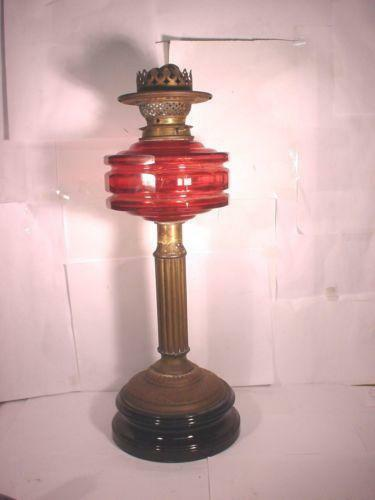 Victorian Parlor Lamp Ebay