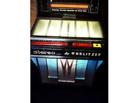 WURLITZER 2800 HOLDS 100 RECORDS MIDDLES IN OR OUT - CIRCA 1964 FOR SALE