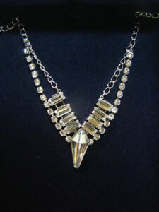 Great Valentines Day Gift- Swarvoski necklace