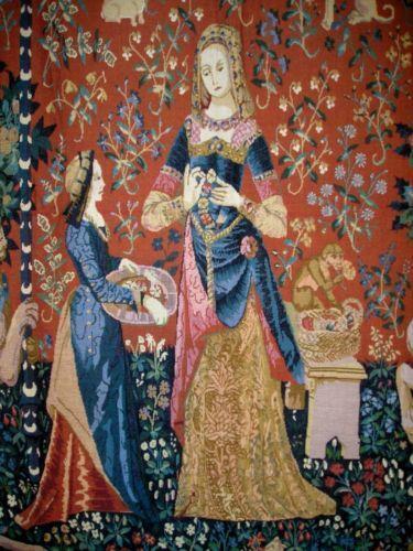 French Tapestry Ebay