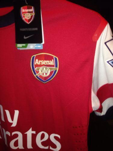 official photos d1980 5d507 Henry Arsenal Jersey  eBay