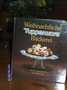 Tupperware Weihnachtliche Bäckerei