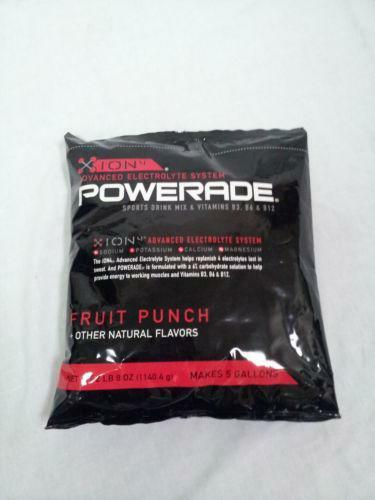 Powerade Mix Energy Bars Shakes Amp Drinks Ebay