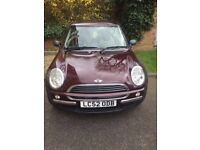 mini one lowestoft only 39800 miles