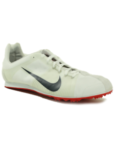 fbaad1427ad50 Nike Rival D IV 333661 Mens Track Shoes Display Model White & Black 9.5