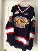Game worn hockey jersey ebay