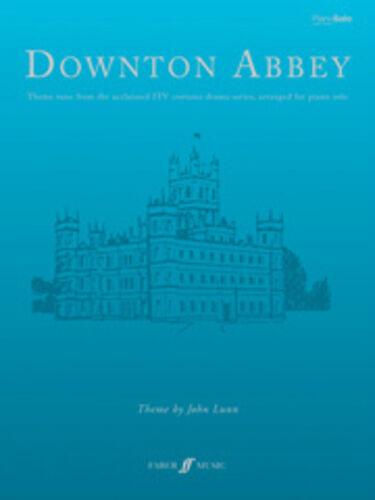 Downton Abbey (piano); Lunn, John, Piano Solo, 0571535992, FABER - 571535992