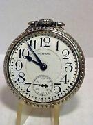 Waltham Pocket Watch 14k