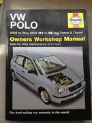 VW Polo Haynes Manual