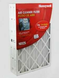 Genuine Honeywell Furnace Filter 16x25x4 Merv 8 5-Pack CF100A1009