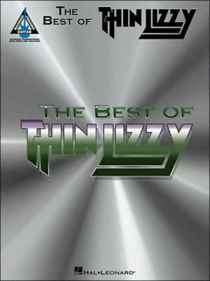 THIN LIZZY GUITAR TAB / TABLATURE / ***BRAND NEW*** / BEST OF THIN LIZZY
