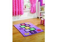 110cm x 160cm hopscotch rug