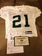 Jets Game Worn Jersey