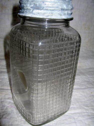 Old Judge Coffee Jar | eBay
