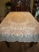 Quaker Lace Tablecloth
