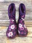 Winter US Size 8 Girls' Rain Boots