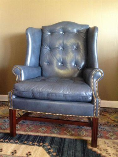 Used Wingback Chairs Ebay
