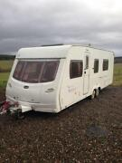 4 Berth Caravan with Awning