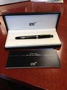 Montblanc Meisterstuck Fountain Pen