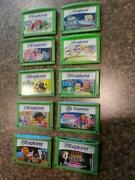LeapPad Explorer Game Lot