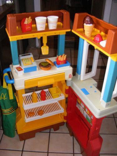 mcdonalds drive thru toy ebay. Black Bedroom Furniture Sets. Home Design Ideas