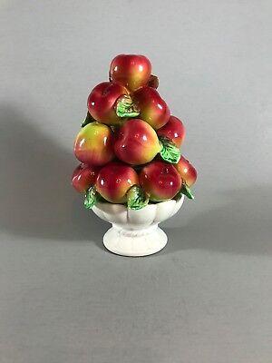 APPLE SCULPTURE, China Apple figure, Apple decor, Fruit decor, Gift - Fruit Decoration Ideas