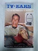 TV Ears Headset