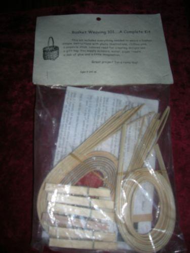 Basket Weaving Kits Beginner : Basket weaving kits