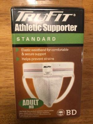 Athletic Supporter Jock Strap MEDIUM Elastic Sports Gear Men