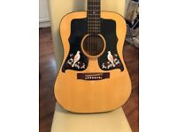 KAY 1970S ACOUSTIC GUITAR