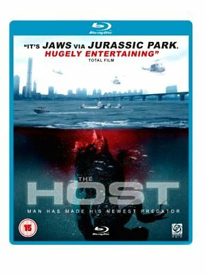 Host [Blu-ray] [DVD][Region 2]