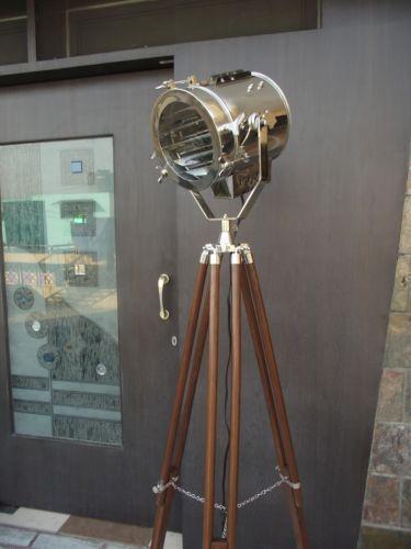 Tripod Floor Lamp Ebay