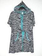 Hood Robe Zip