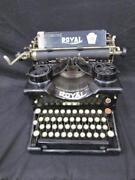 Royal 10 Typewriter