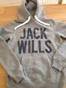 Jack Wills Grey Hoodie