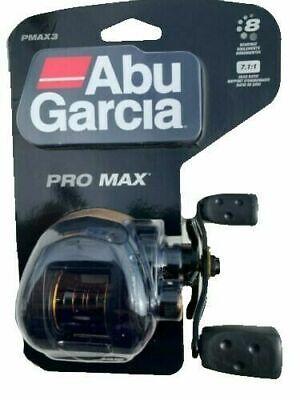 Abu Garcia PMAX3-C Pro MAX Low Profile Baitcasting Fishing Reel NEW