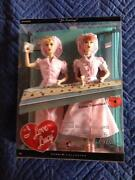 I Love Lucy Doll Job Switching
