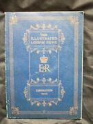 Queen Elizabeth Coronation Book